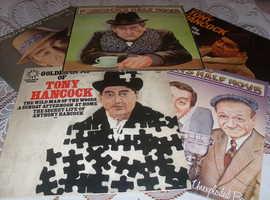 5 TONY HANCOCK RECORDS