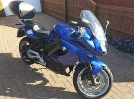 BMW F800GT 2015. MOT until 7/20, recent full BMW service, new tyres and rear brakes (pads and disc)