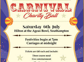 Charity ball - Tickets £60