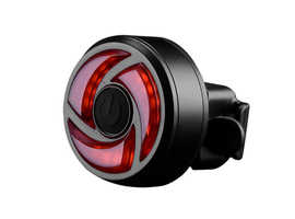 Deal Bicycle safety tail light USB chargeable