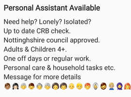 Personal Assistant NG6