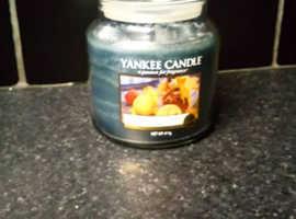 yankee candle blissfull autum