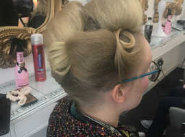 Hair upstyles going out wedding or curls blowdry s