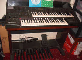 Yamaha Electone Organ/Keyboard Model No EL60