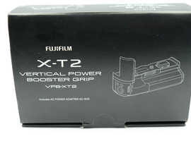 Genuine New Fuji X-T2 Vertical Power Booster Grip.