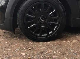 Mini MINI, 2015 (65) Black Hatchback, Manual Petrol, 31,000 miles