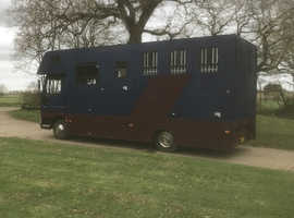 Iveco Horse box 7.5 ton