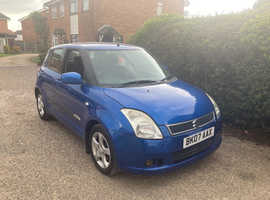 Suzuki Swift,1.5 GLX FULL SERVICE HISTORY JUST SERVICED ,LONG MOT READY TO GO