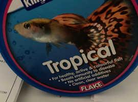 55g Tropical Fish Flakes