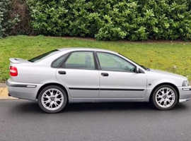 Volvo S/V40 SERIES, 2003 (53) Silver Saloon, Manual Petrol, 93,147 miles