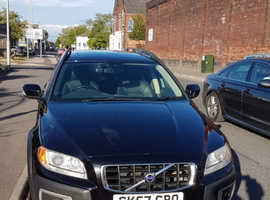Volvo Xc70, 2007 (57) Black Estate, Automatic Diesel, 138,500 miles