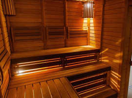 General assistant/Receptionist in gay male sauna.