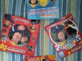 fireman sam  games/learning