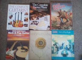 Guitar tablature books. 6 I'm total including for whitesnake, Oasis and Iron Maiden