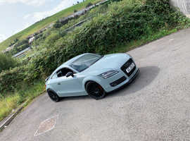 Audi TT, 2007 (57) grey coupe, Manual Petrol, 135,000 miles