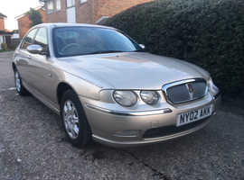 Rover 75 Manual Diesel, 82,000 miles LONG MOT ,IN GREAT CONDITION ,BMW ENGINE