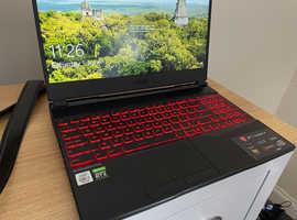 Msi gaming laptop high spec