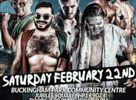 Wrestle force Aylesbury