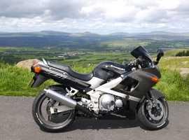Kawasaki zzr600e