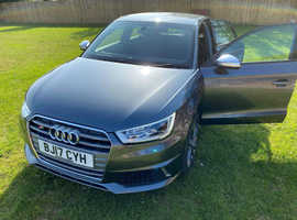 Audi A1, 2017 (17) Grey Hatchback, Manual Petrol, 31,350 miles