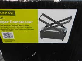 paper brick compressor