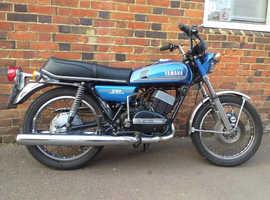 Yamaha RD 250 B 1975 classic