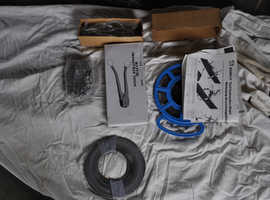 New banding machine + other bits. £18.  REDUCED..to £8 all that is in the photos.