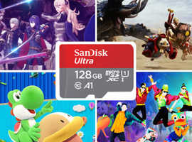 Micro sd cards 128G/200G/256G Nintendo Switch