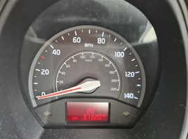 Kia Rio, 2013 (63) Silver Hatchback, Manual Petrol, 37,500 miles