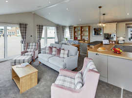 Luxury Family Lodge For Sale - 12 Month Holiday Season - Ribble Valley, Lancashire