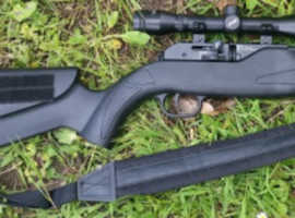 Umarex 850 air magnum air rifle 22