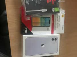 iPhone 11 brand new