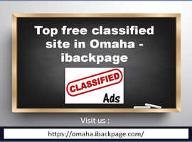 Top classified site in Omaha- ibackpage