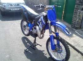 1993 yz 125 spares or repair