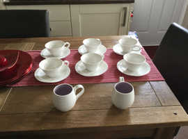 Sophie Conran portmerrion cups saucers and mugs