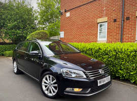 "2014 64 REG Volkswagen Passat 2.0 TDI BlueMotion Tech Executive DSG 5dr "" ESTATE "" HPI CLEAR """