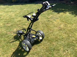 MOTOCADDY S1. M Series. M1 Pro. Electric Golf Trolley. With Lithium Battery.