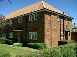 First floor two bedroom maisonette in quiet part of Bury St Edmunds