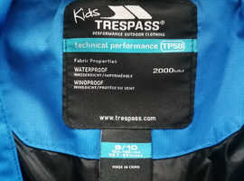 Tresspass Coats X 2