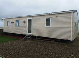 2016 WILLERBY COUNTRYSTYLE  35 x 12 2 BED HOLIDAY HOME INC SITE FEES and INSURANCE IN ST CYRUS