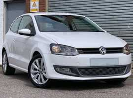 Just In..VW Polo 1.4 SEL 85, Immaculate Car, Very Low Miles, Service History, 1 Previous Keeper Only