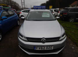 Volkswagen Jetta, 2013 (62) , 7sp Semi auto Diesel, PART EX WELCOME