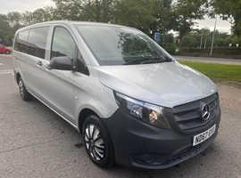 Mercedes Benz VITO 2.1 114 BLUETEC TOURER PRO 2017 xxl base** NO VAT