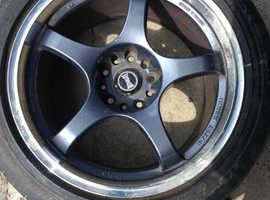 ATech Monoblock Wheels.