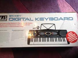 NJS 54 key Digital Keyboard