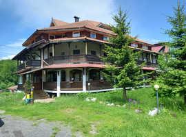 Hotel - Turnkey Business, Fundata - Brasov, National Road DN73, Carpathians