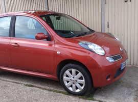 Nissan Micra mot sept 22 1200cc 5 door full history