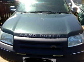 Land Rover Freelander 2.0 td4 53 plate BREAKING