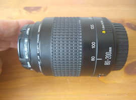 Canon 80-200 mm Zoom Lens