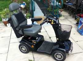 Rascal 388 XL Used Electric Mobility Scooter 6 mph Road Pavement
